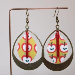 Boucles d'oreilles LPF 51